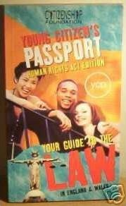 Young Citizens Passport: Your Guide to the Law