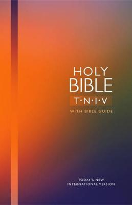 Today's NIV Popular with Bible Guide