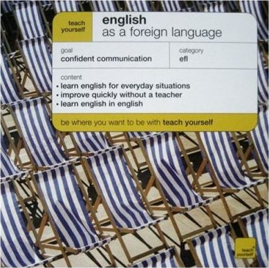 Teach Yourself English as a Foreign Language Double Cassette