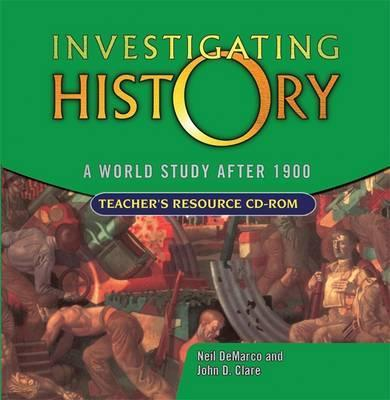 World Study After 1900 Teacher's Resource