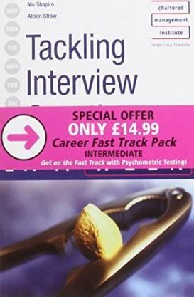 Succeed at Psychometric Testing Career Fast Track Intermediate