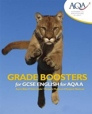 Grade Boosters for GCSE English for AQA A