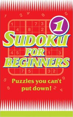 Sudoku for Beginners: Bk. 1