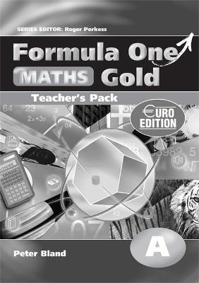 Formula One Maths Euro Edition Gold Teacher's Pack A