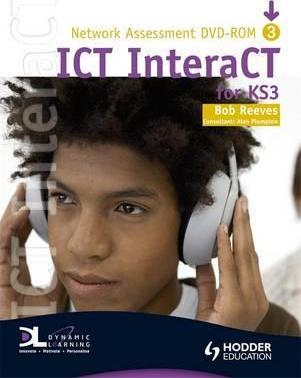 ICT InteraCT for Key Stage 3: Network CD-ROM 3