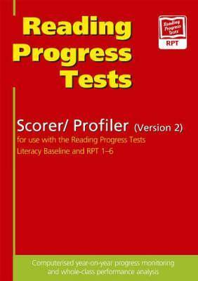 Reading Progress Tests: Scorer/Profiler CD-ROM (Version 2): for Use with the RPT Literacy Baseline and RPT Tests 1-6: Scorer/Profiler: For Use with the RPT Literacy Baseline and RPT Tests 1-6 Version 2