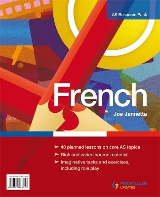 AS French Teacher Resource Pack (+CD)