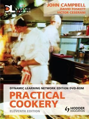 Practical Cookery: Lecturer DVD, Network Version Powered by Network Edition