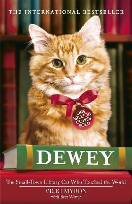 Dewey : The small-town library-cat who touched the world