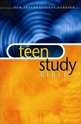 NIV Teen Study Bible
