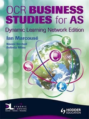 OCR Business Studies Dynamic Learning