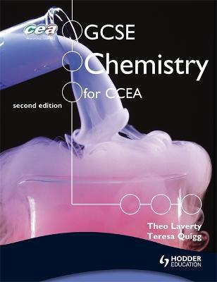 GCSE Chemistry for CCEA 2nd Edition Cover Image