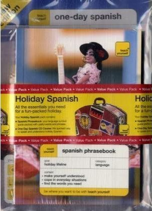 Holiday Pack Teach Yourself Spanish