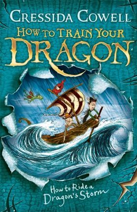How to train your dragon cressida cowell 9780340999073 how to train your dragon how to ride a dragons storm ccuart Image collections