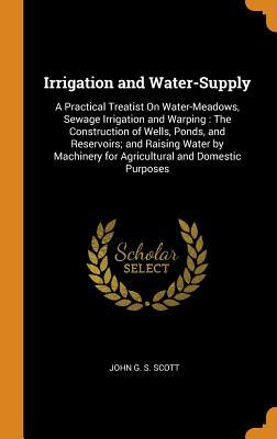 Irrigation and Water-Supply