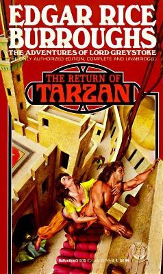 The Return Of Tarzan Volume 2