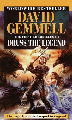 The First Chronicles of Druss the Legend Cover Image