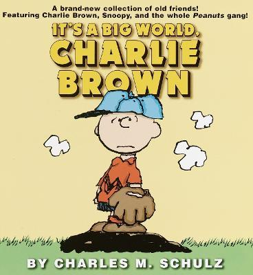 It's a Big World, Charlie Brown Cover Image