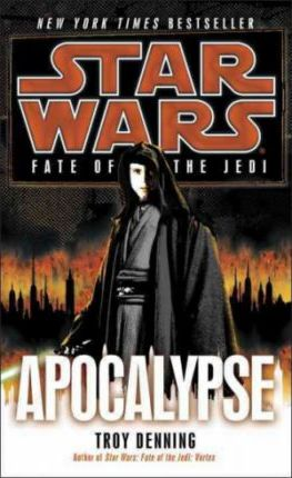 Apocalypse: Star Wars Legends (Fate of the Jedi) Cover Image