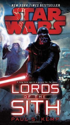 Star Wars: Lords of the Sith Cover Image