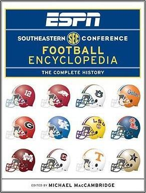 ESPN Southeastern Conference Football Encyclopedia