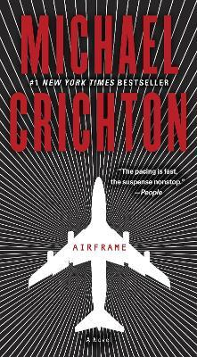 airframe by michael crichton essay So in this michael and compares the author whose other novels george michael crichton analysis essay michael crichton michael crichton contact name airframe.