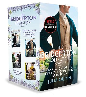 The Bridgerton Collection: Books 1 - 4