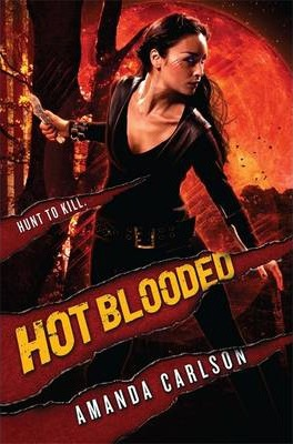 Hot blooded amanda carlson 9780356501284 hot blooded book 2 in the jessica mcclain series fandeluxe Gallery
