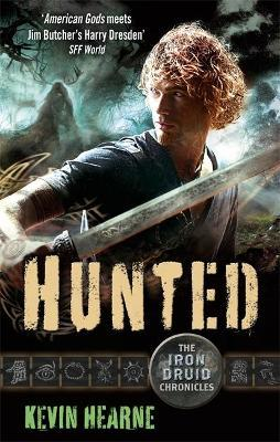 Hunted : The Iron Druid Chronicles