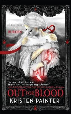 Out for Blood House of Comarre Book 4