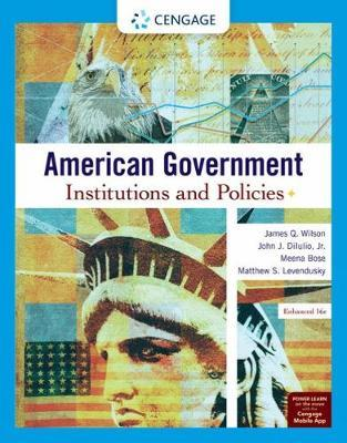 American Government  Institutions and Policies, Enhanced