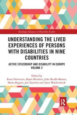 Understanding the Lived Experiences of Persons with Disabilities in Nine Countries