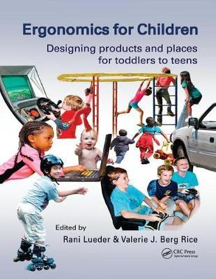 Ergonomics for Children  Designing products and places for toddler to teens
