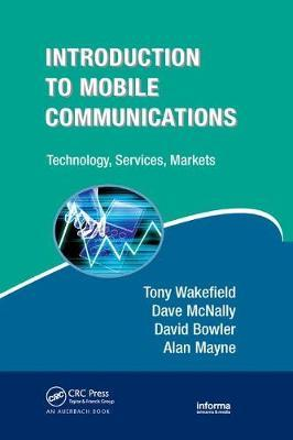Introduction to Mobile Communications Technology, Services, Markets  Technology, Services, Markets