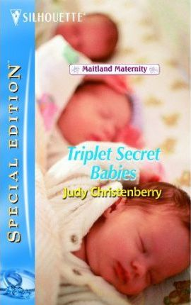 Triplet Secret Babies (Maitland Maternity, Book 11)