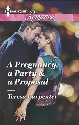 A Pregnancy, a Party & a Proposal