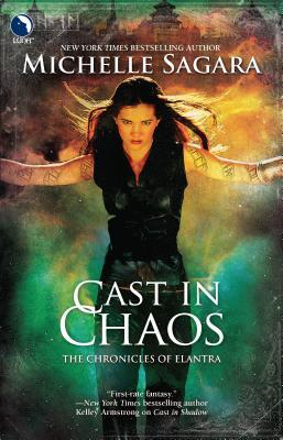 Cast in Chaos Cover Image