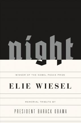 Night Elie Wiesel 9780374221997