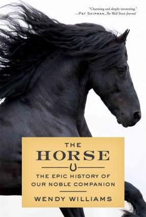 The Horse Cover Image