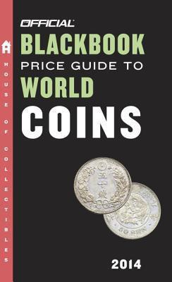 Official Blackbook Price Guide to World Coins 2014
