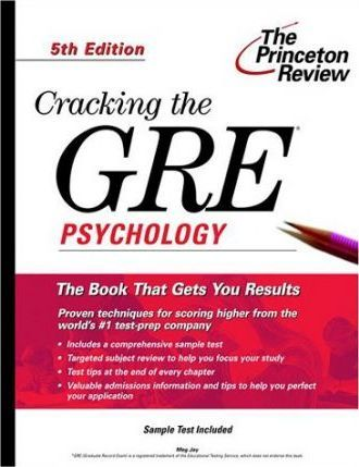 Cracking the Gre Psychology Test