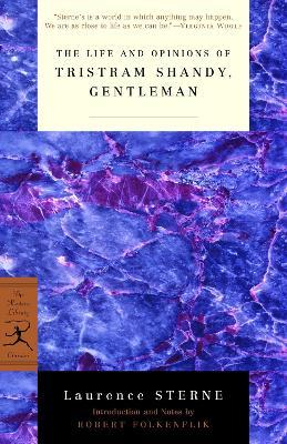 The Life and Opinions of Tristam Shandy, Gentleman