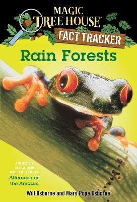 Magic Tree House Fact Tracker #5 Rain Forests