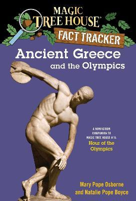 Magic Tree House Fact Tracker #10 Ancient Greece And The Olympics