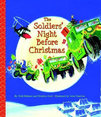 The Soldiers' Night Before Christmas