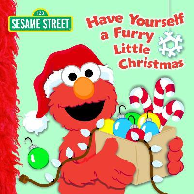 Have Yourself a Furry Little Christmas Sesame Street