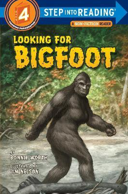 Looking For Bigfoot Cover Image