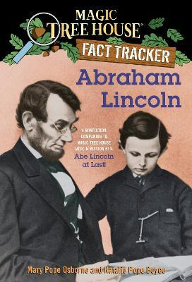 Magic Tree House Fact Tracker #25 Abraham Lincoln