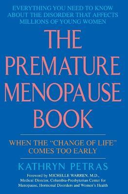 Premature Menopause Book