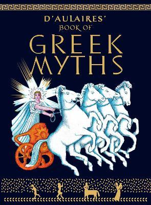 Ingri and Edgar Parin D'Aulaire's Book of Greek Myths : Ingri D ...